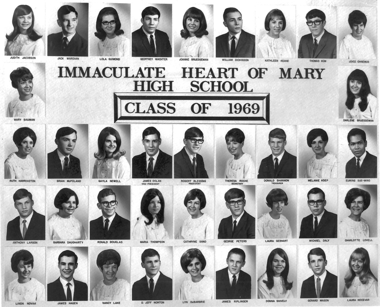 ihm alumni class of 1969