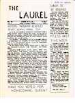 The Laurel October 1961